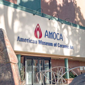 AMOCA / American Museum of Ceramic Art