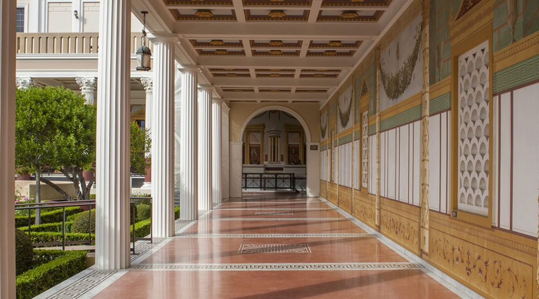 Documenation of permanent gallery installation
