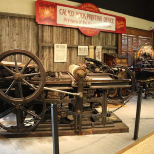 The International Printing Museum