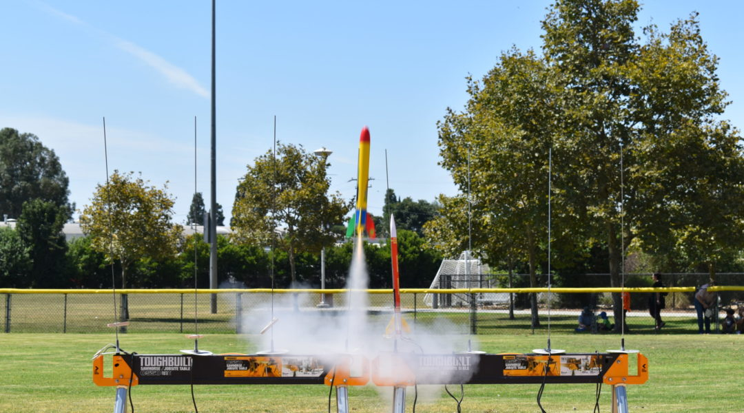 Rocket Fever - Columbia Memorial Space Center