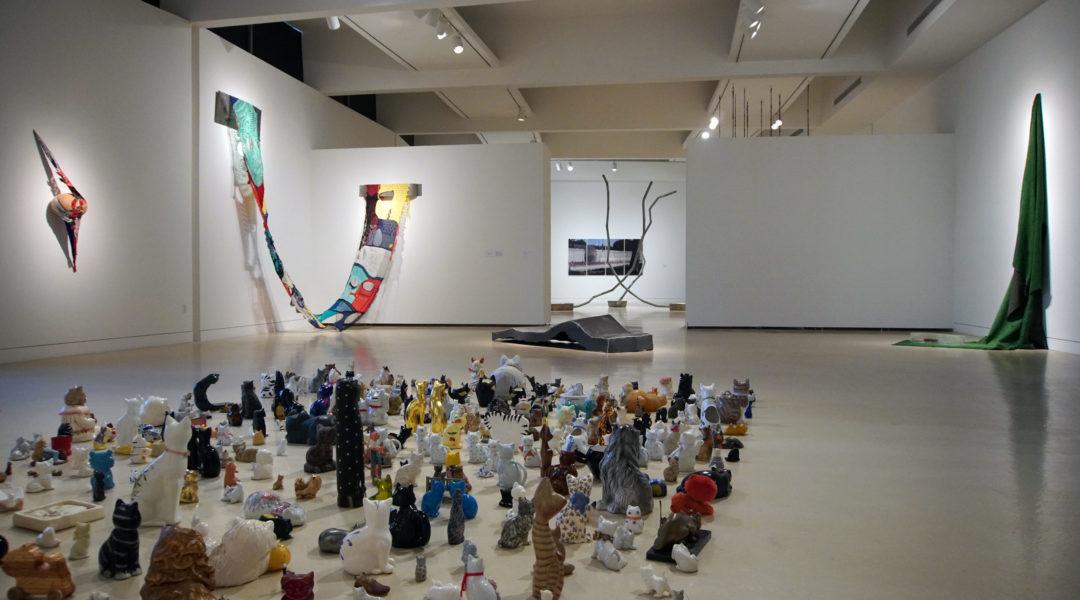 TAM_MaterialMatters_ExhibitionView1 - Torrance Art Museum