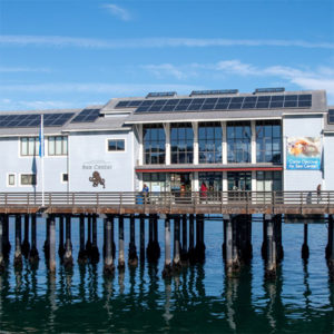 Santa Barbara Museum of Natural History Sea Center
