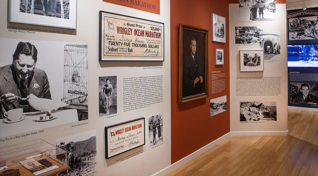 Catalina Island Museum-Catalina Island history galleries 1 - Gail Fornasiere