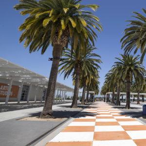 Orange County Great Park / Palm Court Arts Complex