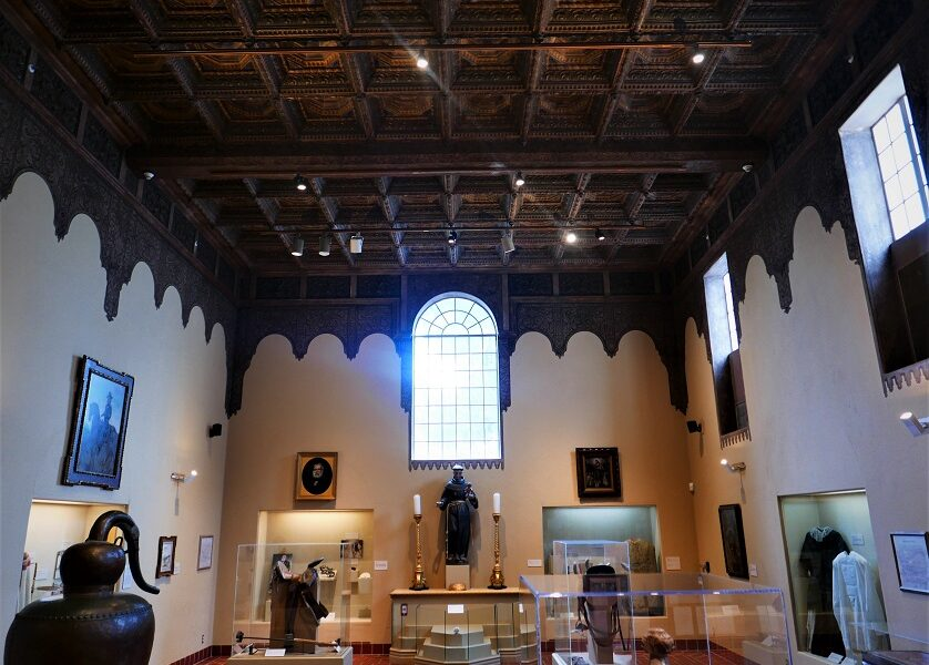 Missions and Ranchos Exhibit - Bowers Museum